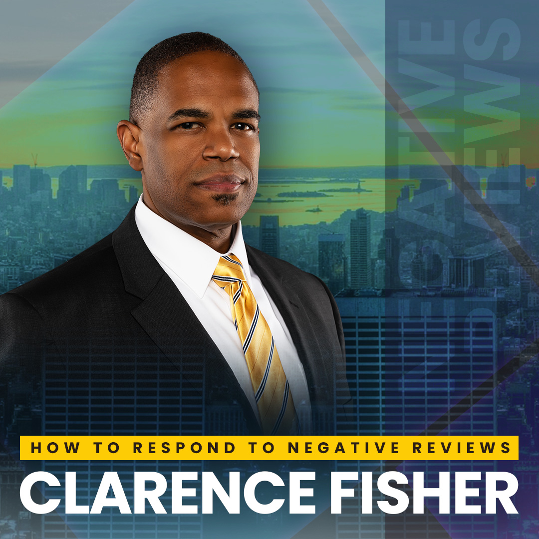 Clarence on How to Respond to Negative Reviews