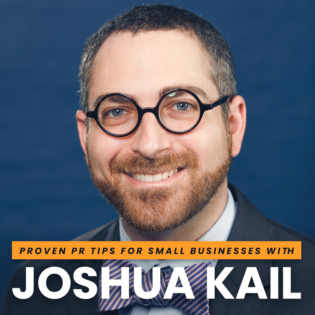 Joshua Kail Podcast Cover